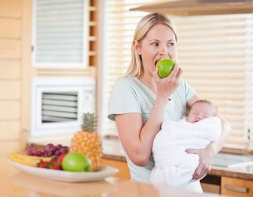 Какие фрукты можно есть кормящей маме, их польза и вред для молодого организма